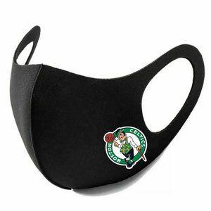 Boston Celtics Face Mask - Washable Face Mask